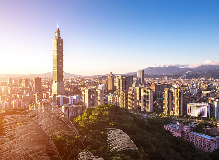 Knight frank blog global cities 2018 taipei ranked 5th most high tech city in the world sciox Image collections