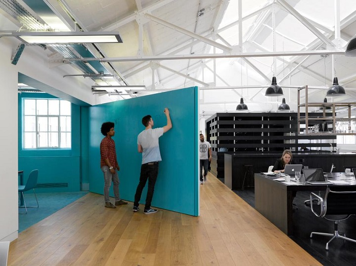 Why we should start thinking of office space as an 'Idearium