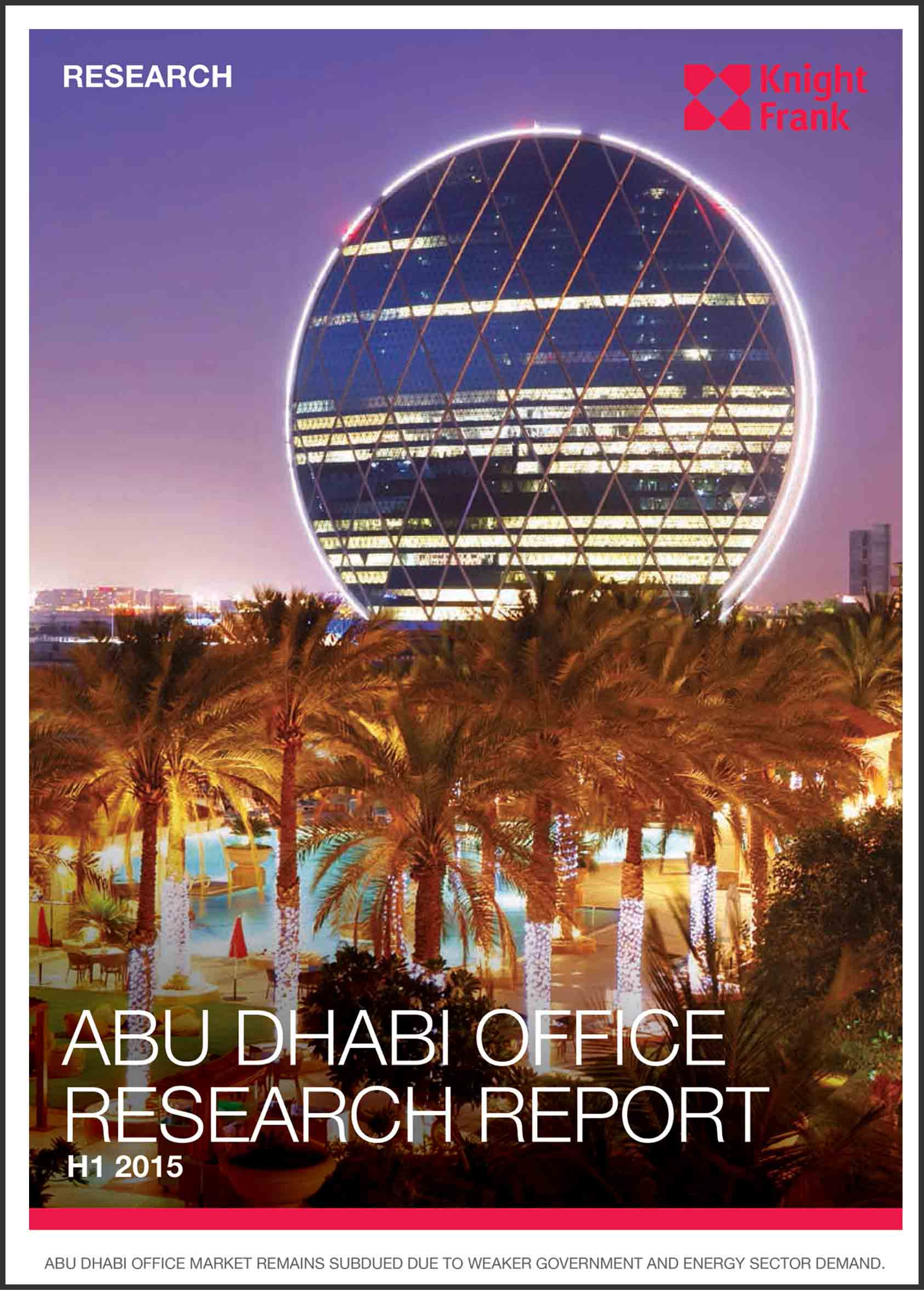 Abu Dhabi Research Report H1 2015
