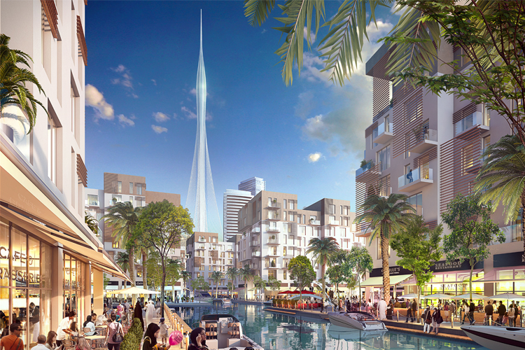 Creekside 18, Dubai Creek Harbour