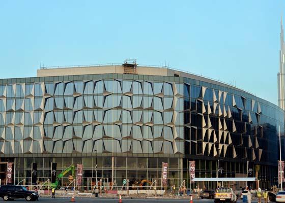D3 dubai design district development land leasing for Hotel dubai design district