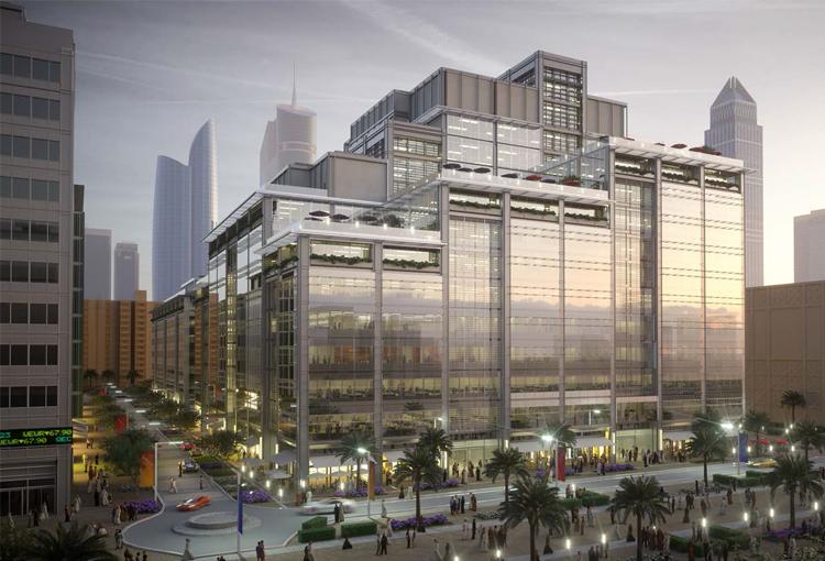 Options trade center dubai