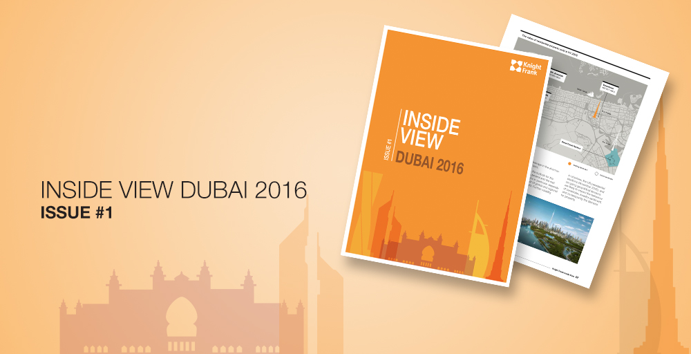 Inside View Dubai is out now! #DubaiInsideView