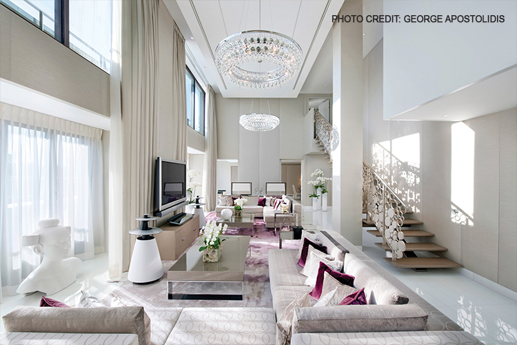 The International World Of Interior Design