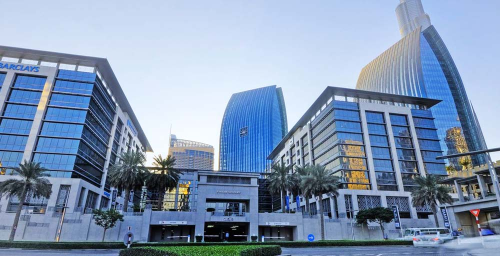 Emaar Square, Offices for Sale