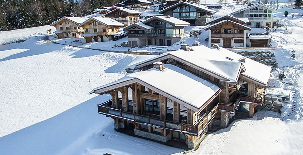 Chalet for sale in Combloux, France