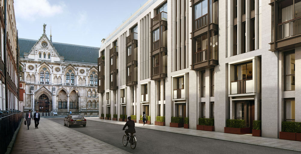 Lincoln Square, London - Apartments and Penthouses for sale