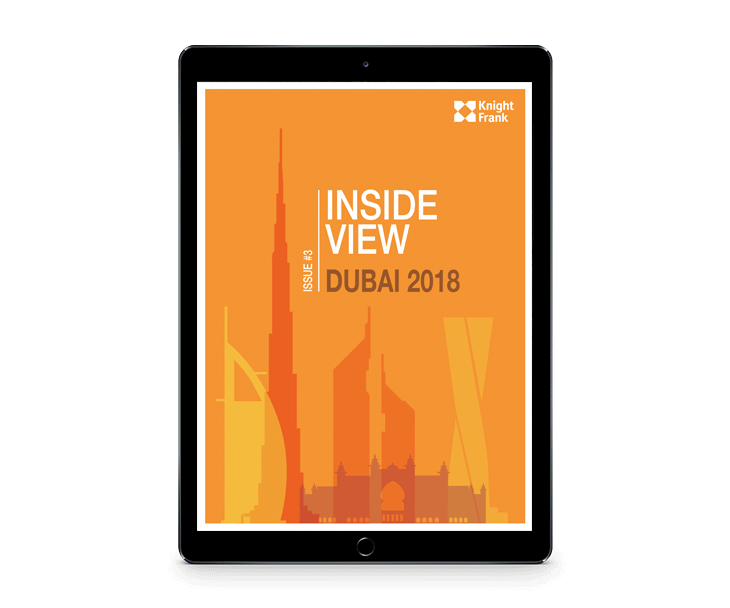 Dubai Inside View 2018
