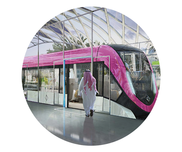 The New Riyadh Metro