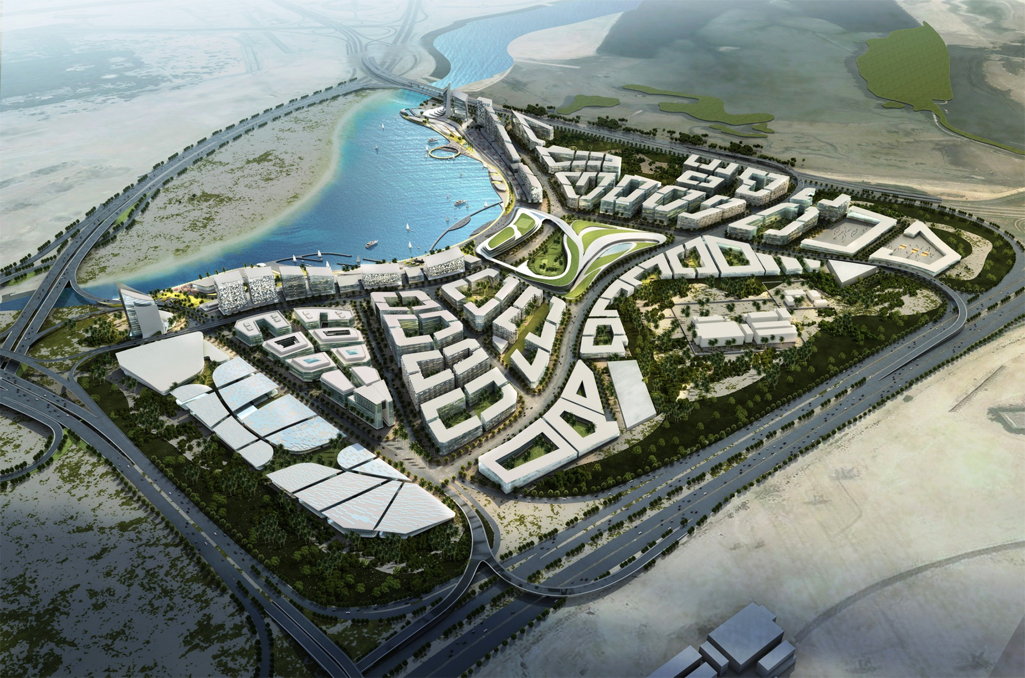 D3 dubai design district development land leasing for Nearest hotel to dubai design district
