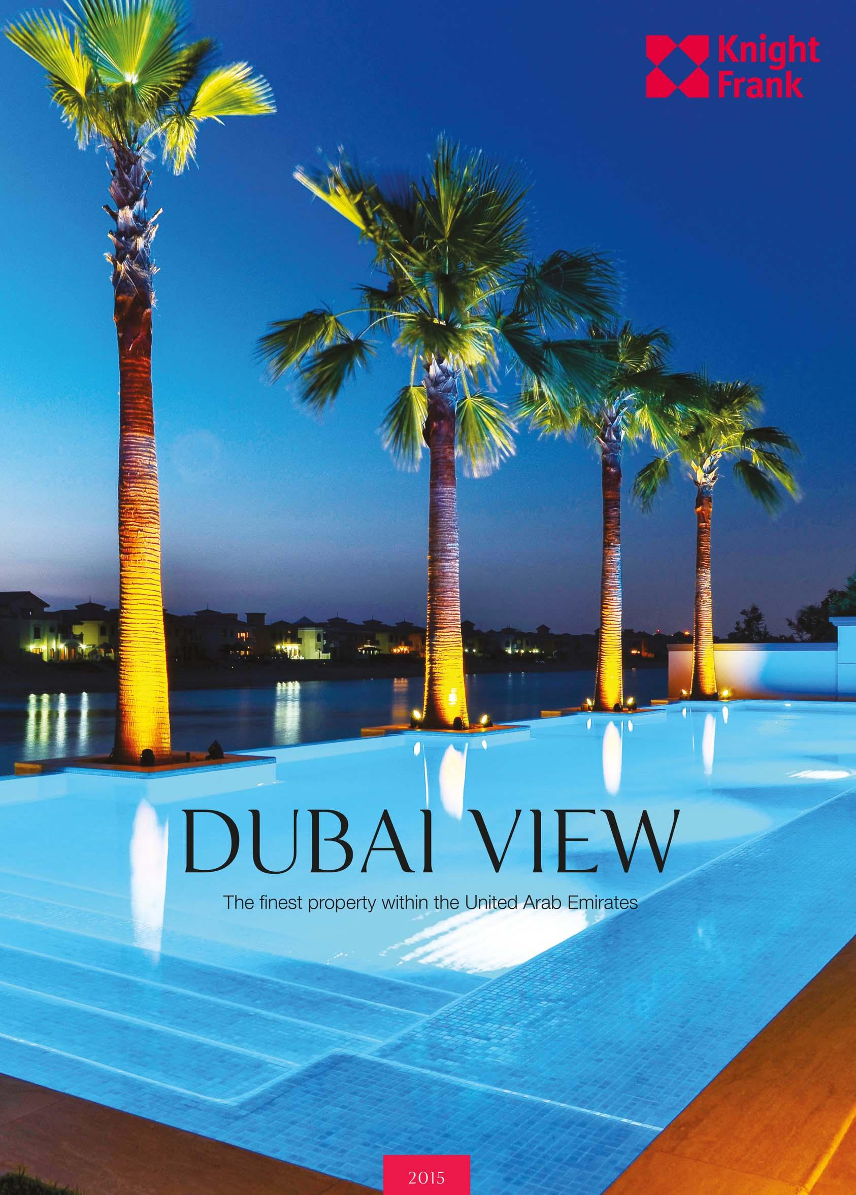 Search For Property In Dubai · Dubai View 2015