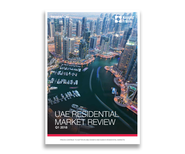UAE Residential Market Review Q1 | 2018