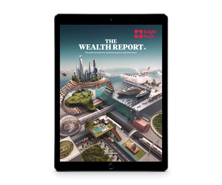 The Wealth Report - 2018