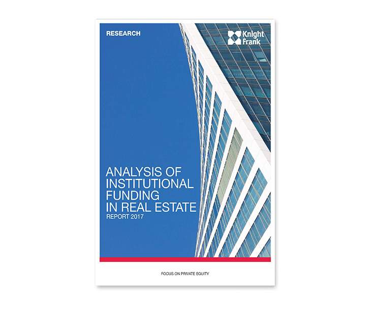 Analysis of Institutional Funding in Real Estate