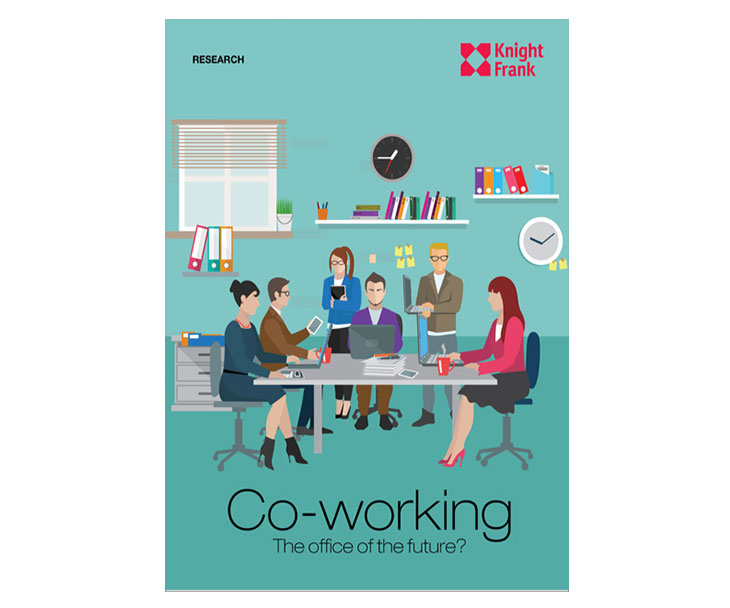 Co-working: The office of the future