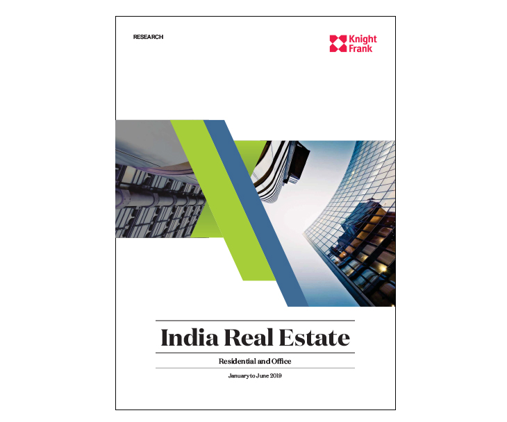 India Real Estate – January to June 2019 Report