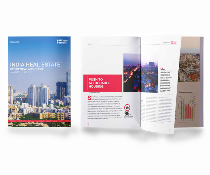 India Real Estate H1 2017