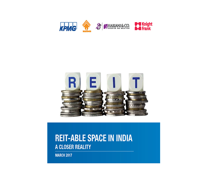 REIT–able Space in India