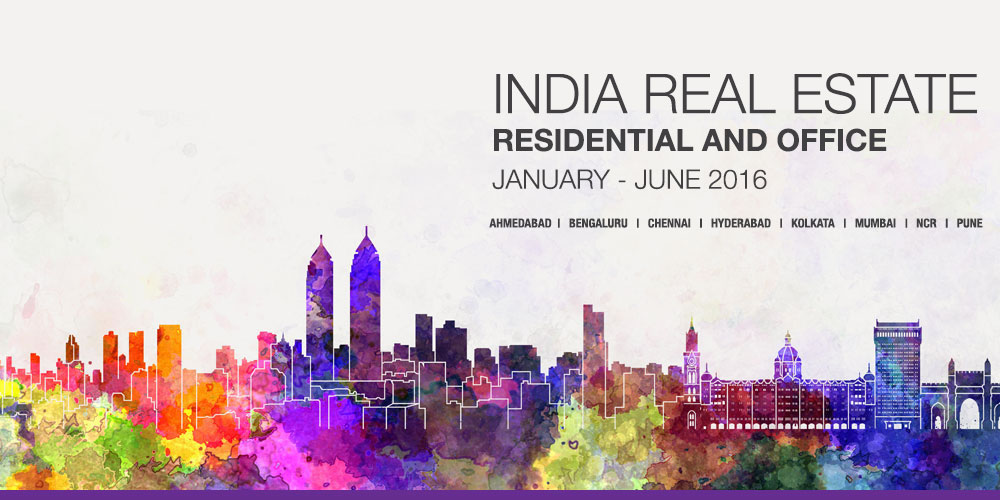 India Real Estate (January to June 2016)