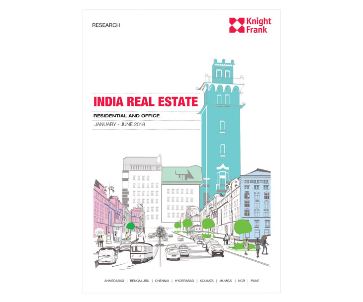 India Real Estate H1 2018