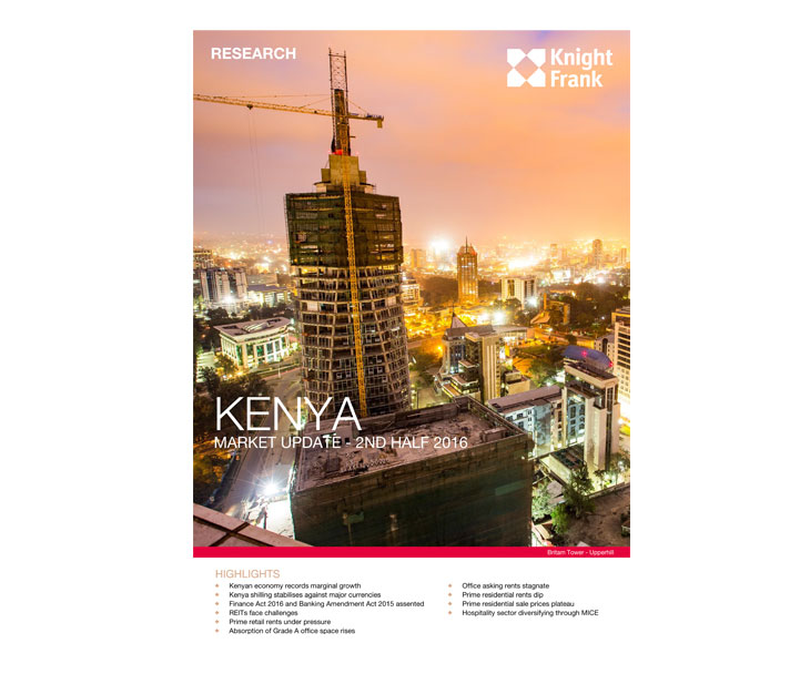 Kenya Market Update - 2nd Half 2016