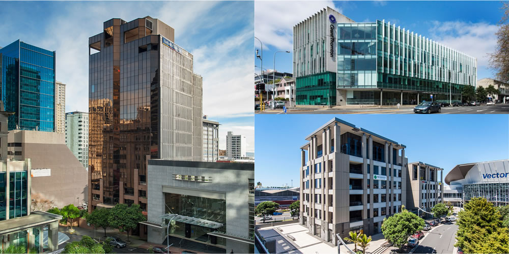 SOLD: Auckland CBD Trio to Morgan Stanley for $91.3m