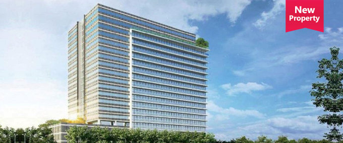 CP Tower Bangkok Office for Rent