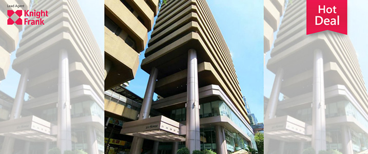 Bangkok Office for Sale