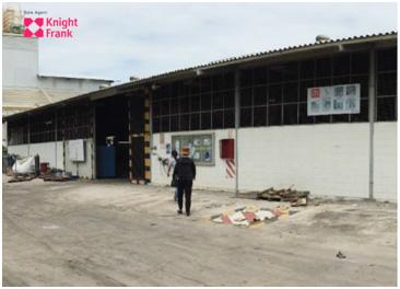 Factory for Sale in Saraburi