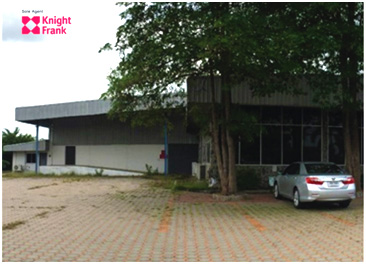 Parissa Industry Factory for Sale in Singburi