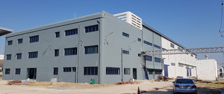 Factory For Sale in Bangkadi IE.