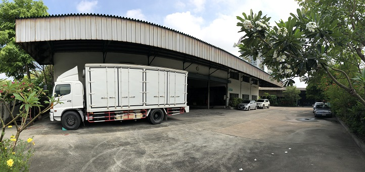 Factory for Sale in Theparuk Road, Samut Prakan