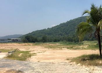 ขายที่ดินในพื้นที่อุตสาหกรรมศรีราชา จังหวัดชลบุรี