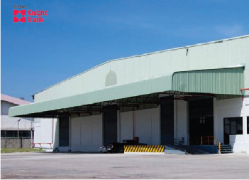 Sahathai Project Warehouse for Rent near Laemchabang, Chonburi
