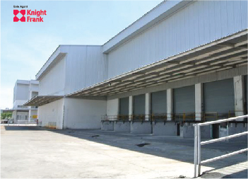 Warehouse for Sale on Bangna-Trad road km.19, Bangchalong, Bangplee, Samutprakarn
