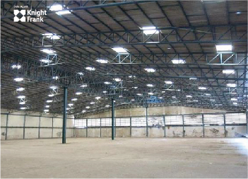 Warehouse for Sale on Highway No. 331 road, Chonburi