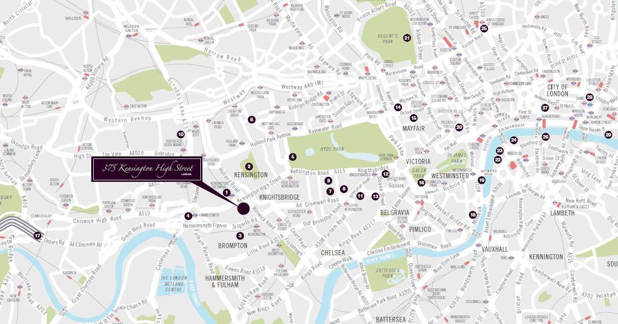 Properties For Rent By Map