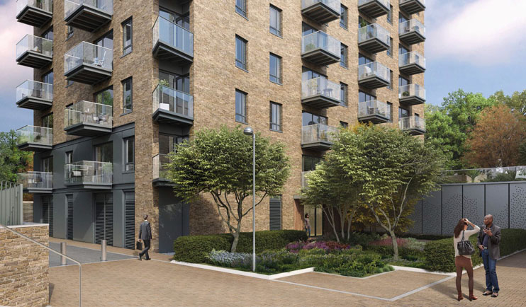 Beautifully landscaped courtyard gardens and mature trees surround the apartments providing a tranquil outlook and space to relax and recharge