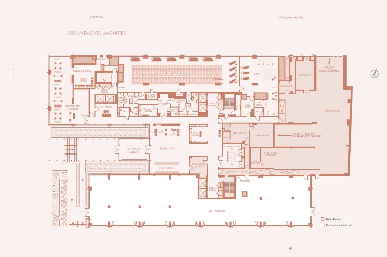 Landmark Place | Layout & Floor Plan | Knight Frank