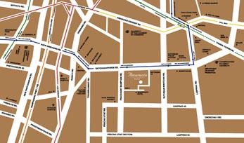 แผนที่ Amaranta