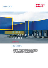 H1 2014 Thailand Logistic Property Report