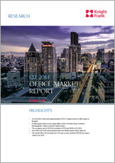 Q2 2014 Bangkok Office Market Research Report