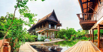 House for rent in Pattanakarn 30
