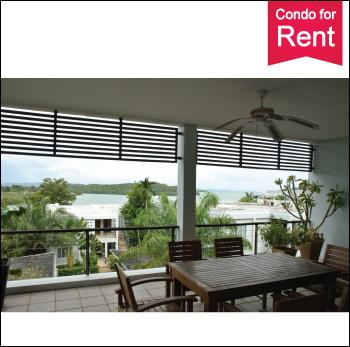 2 bedrooms Condominium for rent in East Coast