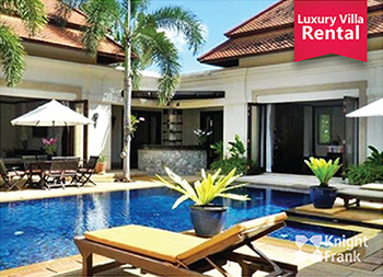 4 Br Luxury Holiday Home at Phuket's West Coast for Rent
