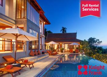 4 bedrooms Villa for rent in Surin Heights