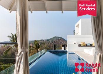 3 bedrooms Villa for rent in Surin Heights
