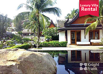 Br Private Estate Overlooking Andaman Sea for Rent