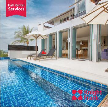 4 bedrooms Villa for rent in Ayara Surint
