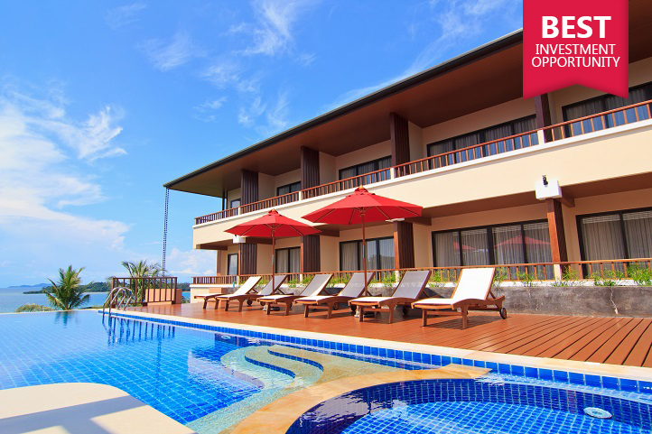 Hotel for Sale Koh Mak Trat